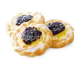 Bei Otto Blueberry Danish