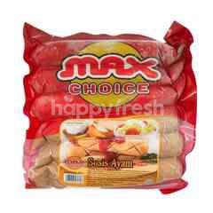 Max Choice Sosis Ayam