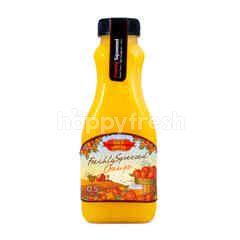 Juice United Jeruk Peras Segar