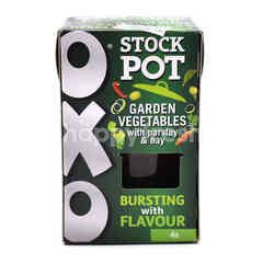 Oxo Garden Vegetables With Parsley & Bay Stock Pot Cubes (4 Pieces)