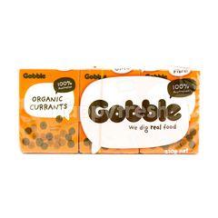 Gobble Organic Currants