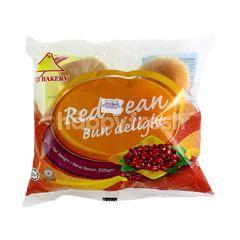 FUJI BAKERY Red Bean Bun Delight