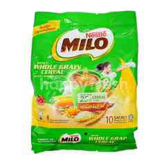 Milo With Whole Grain Cereal