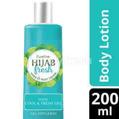 Pureline Hijab Fresh Cool & Fresh Gel Hand and Body Lotion