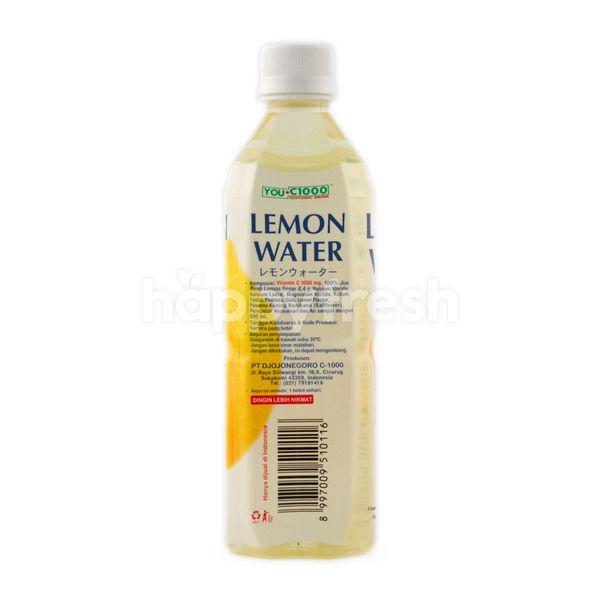 You C1000 Lemon Water Isotonic Drink