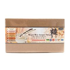 CHOBE MASTER Brown Rice Instant Oats