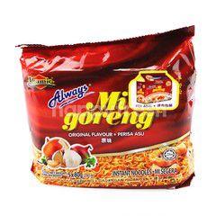 Ibumie Always Mi Goreng Original Flavour Instant Noodles