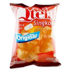 Qtela Keripik Singkong Original