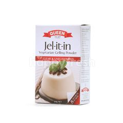 QUEEN Jel-It-In Vegetarian Gelling Powder