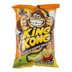 Kingkong Keripik Singkong Balado