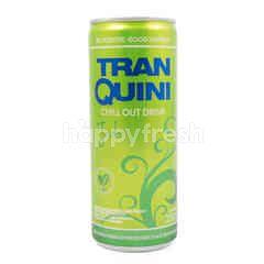 Tranquini Carbonated Green Tea Drink