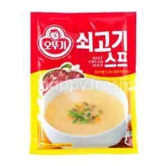 Ottogi Beef Cream Soup