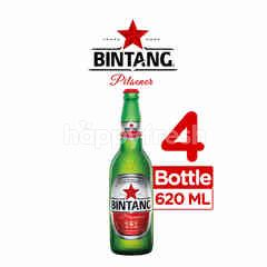 Bintang Pilsener Bottled Beer 4 Pack