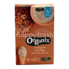 Organix Multi-Grain Porridge 7 Months