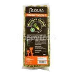 Javara Veggie Noodle Mustard Green