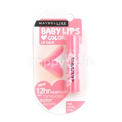 Maybelline Baby Lips Color Pink Lolita