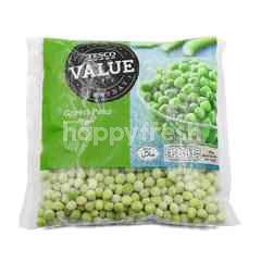 Tesco Everyday Value Green Peas