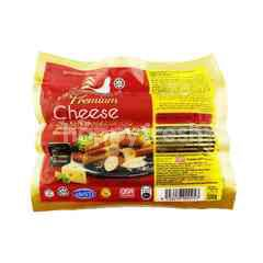 Ayamas Ayamas Premium Cheese Chicken Frankfurter