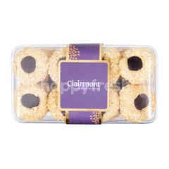 Clairmont Almond Choco Cookies Small