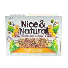 Nice & Natural Supergrains Muesli Bar