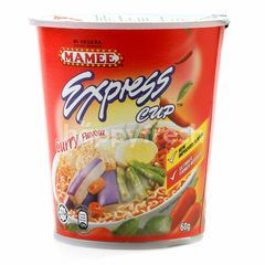 Mamee Express Cup Curry Flavour Noodle