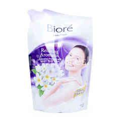 Biore Sabun Badan Foam Relaxing Aromatic