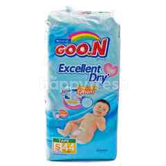 Goo.N Baby Diapers with Tape Size S