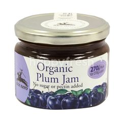 Alce Nero Organic Plum Jam