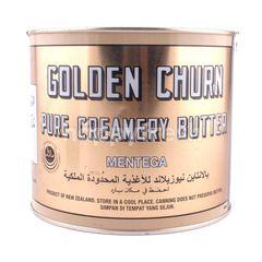 Golden Churn Mentega Krimeri Asli