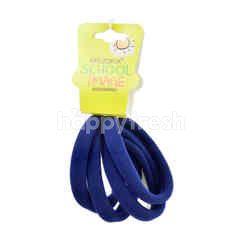Miezora School Mage Accessories Hair Bands (Blue Colour)