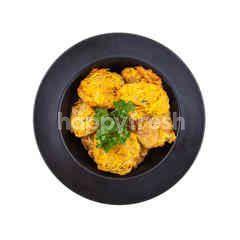 Food Diary Onion Bhaji