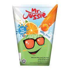 Mr. Jussie Milky Orange Drinks