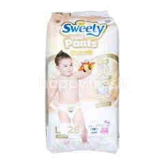 Sweety Pantz Gold Ukuran L