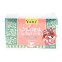 BOH Songket Series Collection Lychee Tea With Rose