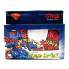 GT man Kids Superman - Boy's Briefs
