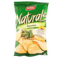Lorenz Naturals Rosemary Potato Crisps