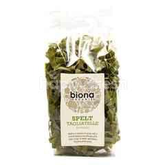 Biona Organic Spelt Tagliatelle Spinach Pasta