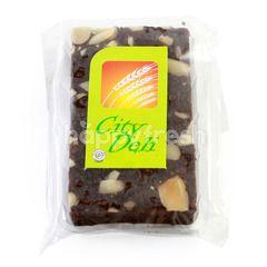 City Deli Almond Nut Brownies