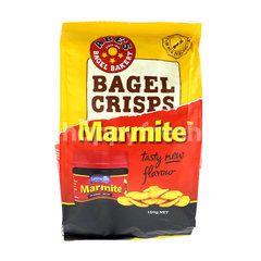 ABE'S Marmite Bagel Crisps