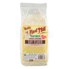 Bob's Red Mill Organic Whole Ground Soy Flour