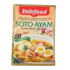 Indofood Yellow Clear Chicken Soup Instant Seasoning Mix