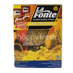 La Fonte Elbow Macaroni Pasta