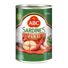ABC Sardines Saus Cabai
