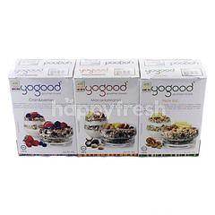 Yogood 6 Gourmet Muesli Variety Pack Cereal