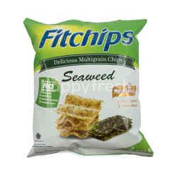 Fitchips Delicious Multigrain Chips Seaweed