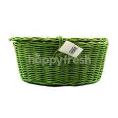 SM Hand-Fan Shaped Basket