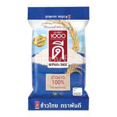 Pun Dee Thai White Rice 100% 5 kg