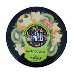 Tutti Frutti Krim Butter Kiwi dan Belimbing
