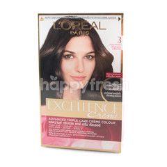 L'Oreal Excellence Crème No.3 Hair Colour