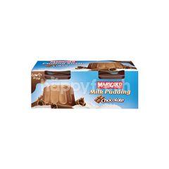 Marigold Chocolate Milk Pudding
